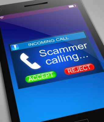 IRS Collection Call Scam, Los Angeles CPA