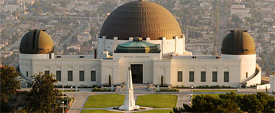 Accounting Firm GIves Back to Griffith Observatory
