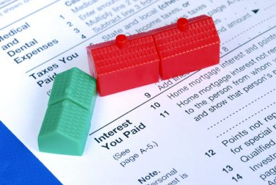 Mortgage Interest Deduction for Unmarried Couples, Los Angeles CPA